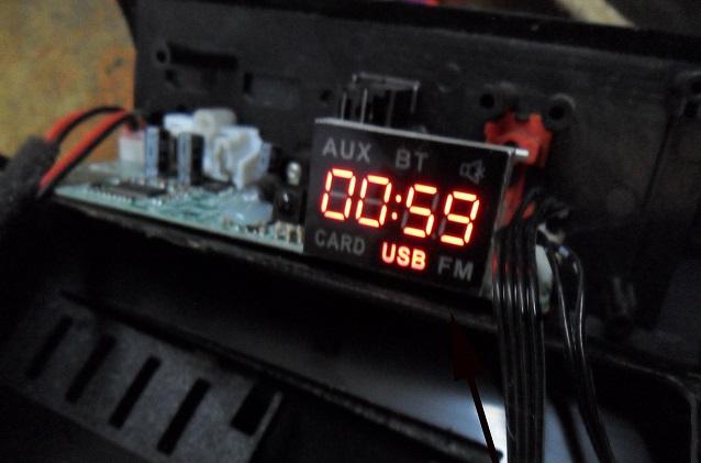usb test speaker