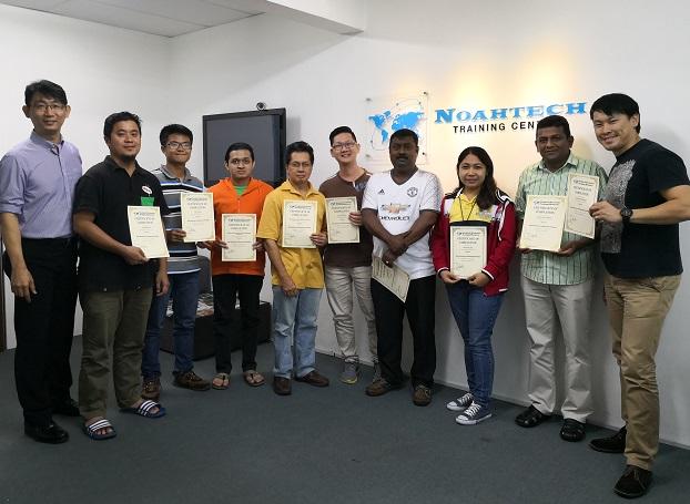 Noahtech courses in electronics