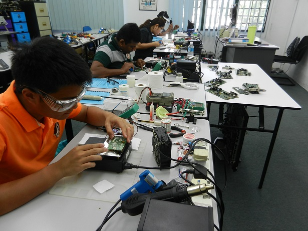 bga ic repair course