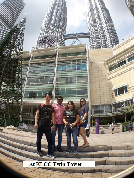 klcc twin tower