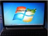 laptop color bar problem