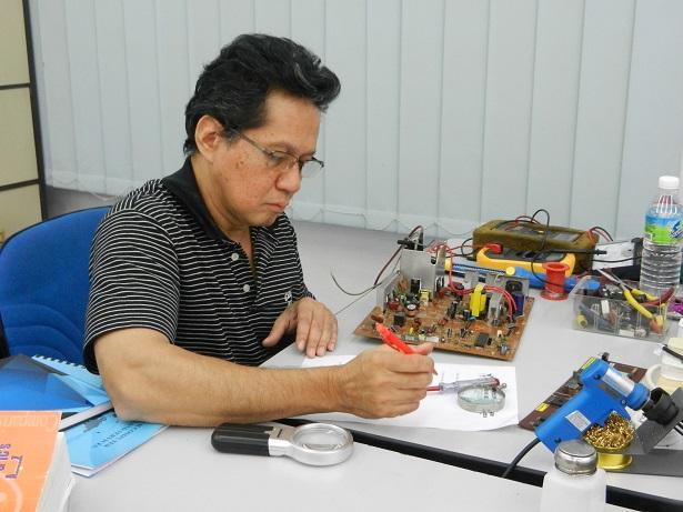 repairing circuit board class