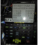 Solving a Chevrolet Spark M300 blowing fuse problem and fix