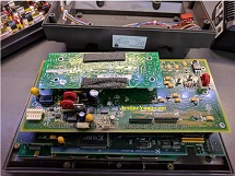 Ultrasonic Thickness Meter circuit board fix and repair