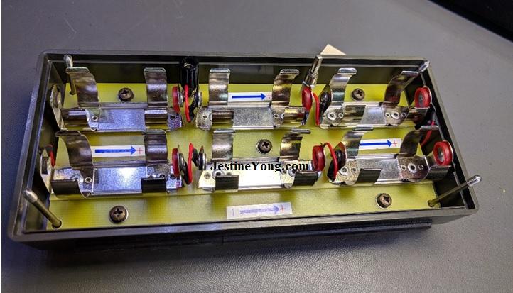 Ultrasonic Thickness Meter repair