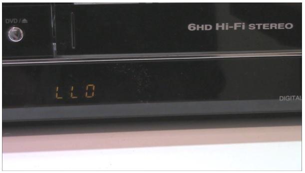 dvd video combo repair