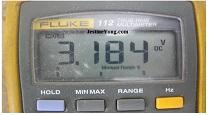 fluke 112 multimeters