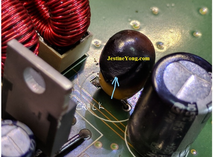 how to fix USN 52 Krautkramer Branson Flaw Detector