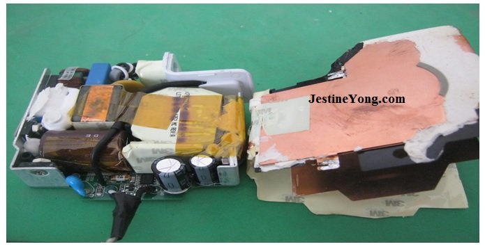 how to repair power adapter