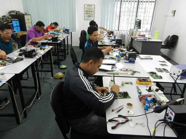 kursus smd elektronik