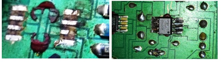 replace smd ic