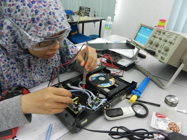 kursus repair elektronik malaysia
