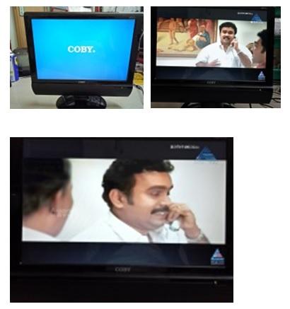 coby tv monitor repair