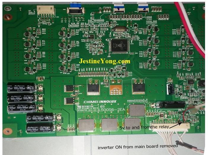 repair led tv