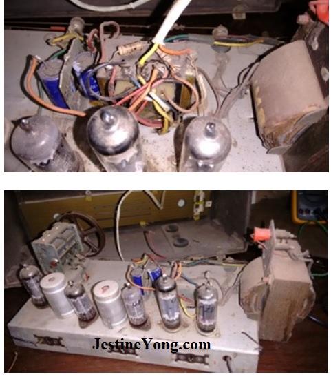 EZ80 Rectifier valve