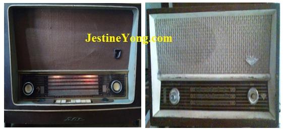servicing valve radio