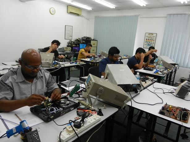 how to use oscilloscope class
