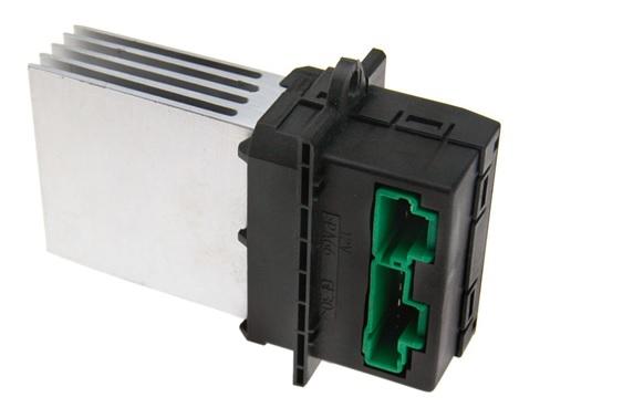 citroen fan resistor module repair
