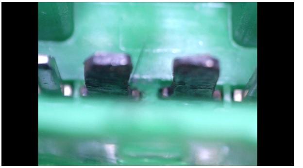 fan resistor module repair