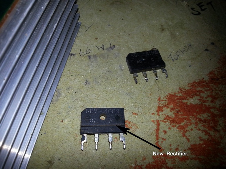 how to fix and repair mixer amplifier