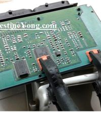 repair immobilizer circuit board