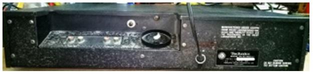 repair technics tape deck