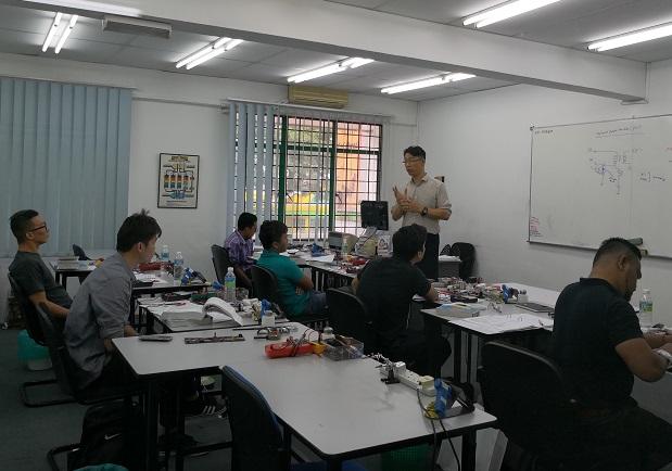 repair training