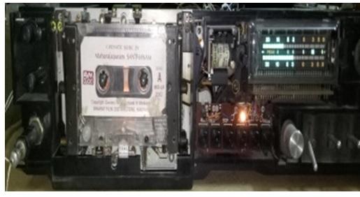tape deck fix and repair