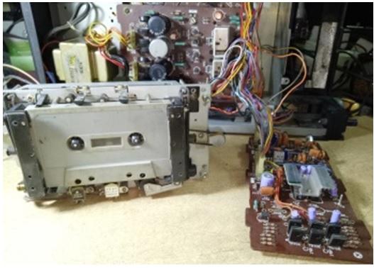 tape deck repair