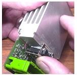 transistor fet shorted