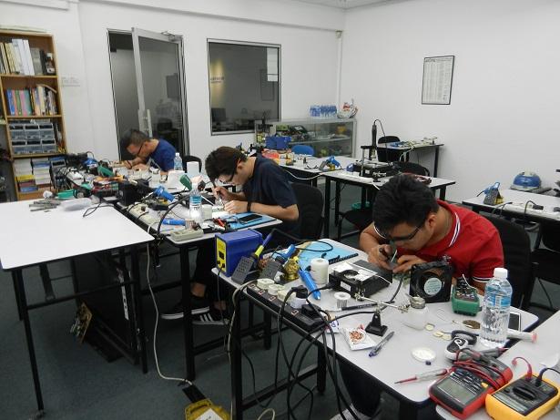 smd rework class