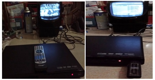 fixing dvd player
