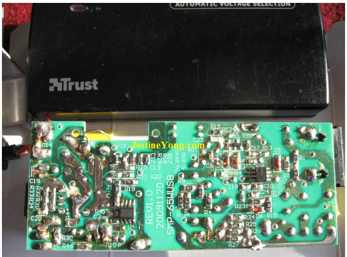 laptop adapter repair