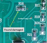 how to fix and repair digital multimeter