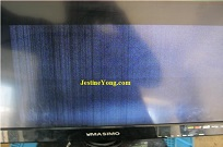 how to repair and fix led tv backlight