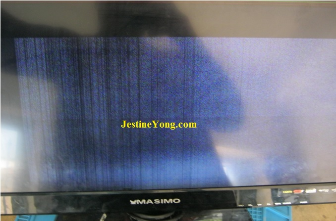 how to repair and fix led tv