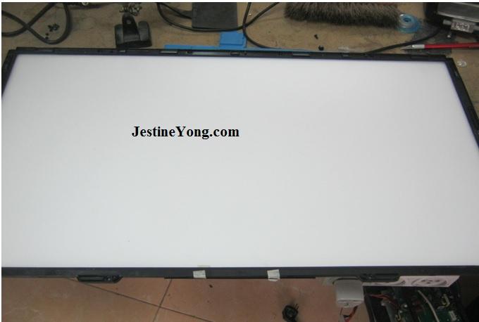 led tv panel repair