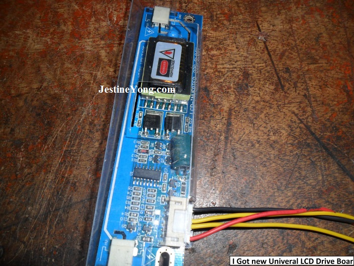 universal lcd backlight fix