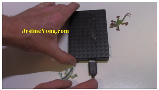 external hard disk drive repair