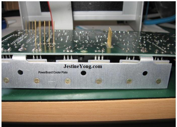 how to repair tektronix 2465 oscilloscope
