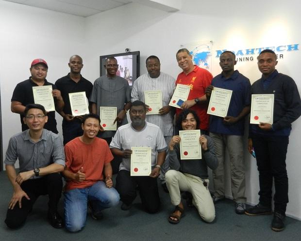 electronics certificate course