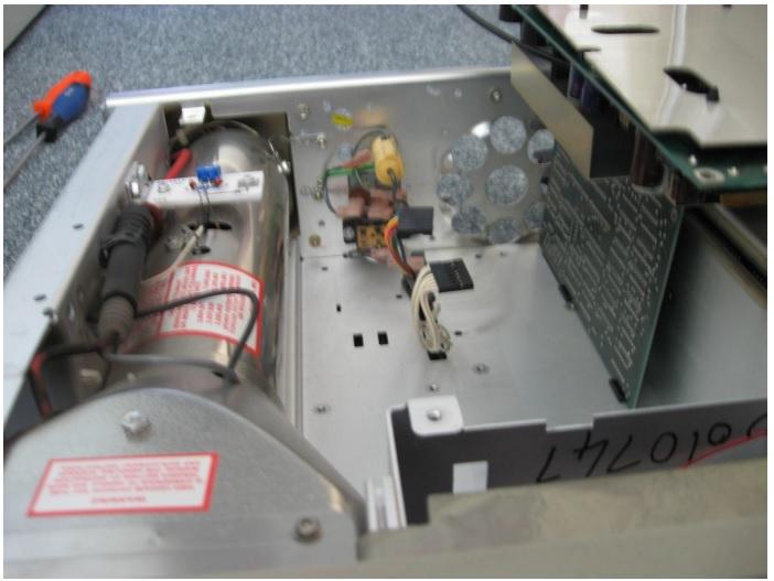 tektronix 2465 scope board