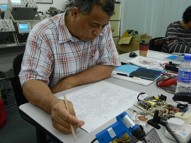 how to read schematic diagram