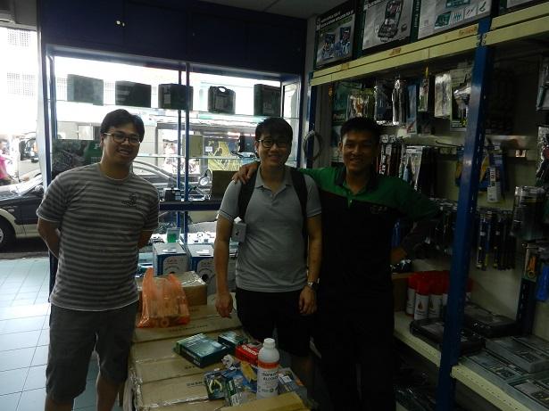 electronics center jalan pasar