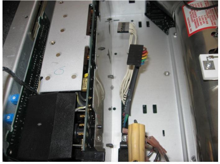 tektronix 2465 oscilloscope repair