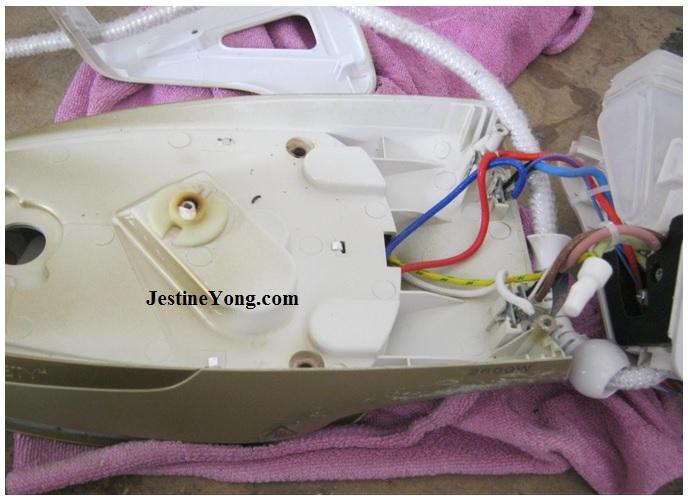 clothe iron repair