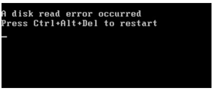 hdd cannot read fix