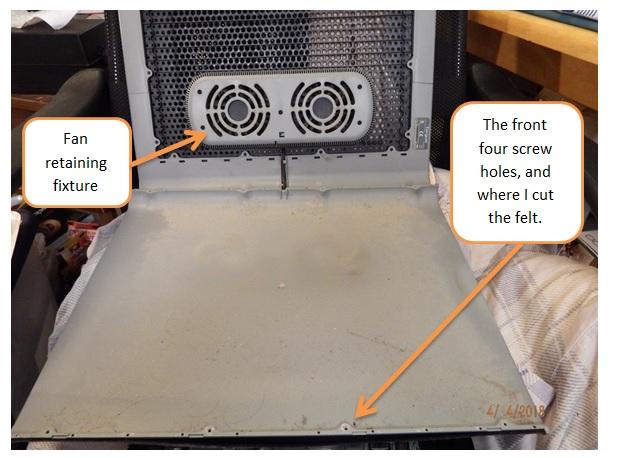 targus fan repair