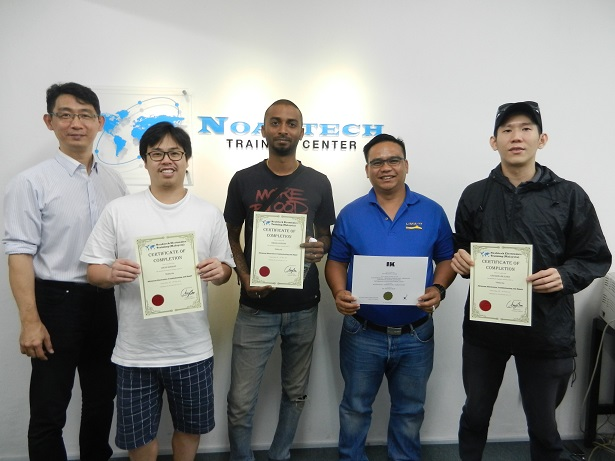 malaysia certificate in electronics