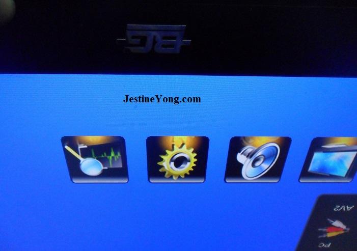 no display in led tv repair